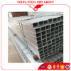 ERW Black Welded Steel Pipe Galvanized Square Rectangular Hollow Section