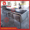 Industrial Fruit Vegetable Processing Machinery Washing Cutting Drying Machine