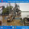 New Type Machinery Gold Dredger, Chain Bucket Gold Dredger