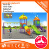 Outdoor Playground Plastic Slide in Guangzhou