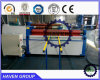 W12S-20X3000 4 Roller Steel Plate Bending and Rolling Machine
