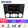 Witson Quad-Core Android 9.0 Car DVD GPS for Bmwe90/E91/E92/E93, 3 Series (2005-2012) Manual Air-Con 1080P HD Video