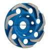 Diamond Grinding Cup Wheel with Special Desings for Concrete and Stone