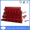 Red Powder Coating for Spare Parts Coating