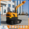 China 0.8ton Garden Mini Excavator Digger for Sale