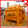 Js2000 Hydraulic Large Capacity Concrete Mixer