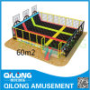 New Design with Trampoline for Playground (QL-1125F)