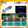 Stainless Steel Pond Water Curtain with LED Light