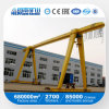 MH Model Electric Single Beam Door Crane With Cantilevers