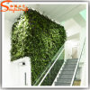 China Factory Wholesales Hand Made Artificial Landscaping Green Grass Wall