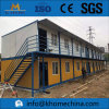 500 Square Meters Two Storey Folding Container Office