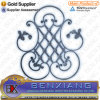 Iron Gate Ornaments Steel Wrought Iron Rosettes