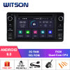 Witson Quad-Core Android 9.0 Car DVD GPS for Mitsubishi Outlander Built-in WiFi Receiver