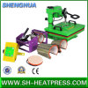 6 in 1 Multifunction Combo Heat Transfer Machine for Tshirt