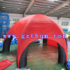 Outdoor Oxford Cloth Tents/Red Large Inflatable Tent