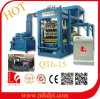 Qt 6-15 Hydraulic Distribution High Quality Cement Block Making Machine