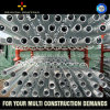 Hot DIP Galvanized Ringlock Layher All Round Scaffolding Vertical Standard