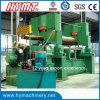 W11S-100X4000 heavy duty universal steel plate bending and rolling machine