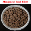 Mno2 Content 35%-45% Manganese Sand Filter Media for Sewage Purification