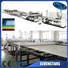 PP PC Plastic Hollow Sheet Production Line / Extrusion Machine