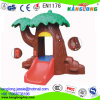Little Tree House Playground Small Plastic Playhouse with Slide