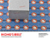New Modular Plastic Conveyor Belt for Sorting (HS-3800-2C)