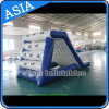 Small Inflatable Floating Water Slide for Kids with Climbing