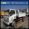 New Isuzu Durable Light Duty 700p 4X2 Dump Truck Euro4