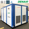 Lubricated Two Stage High Pressure Rotary Screw Type Air Compressor