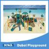 2014 Latest Jungle Theme Outdoor Slide Plastic Slide
