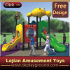 Best Seller Plastic Kids Outdoor Playground with CE Certificate