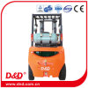 D&D LPG/Diesel Lifting Industrial New Chinese Forklift Truck