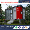 Integrated Folding Storage Container House Toilet