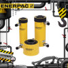 Original Enerpac Rrh-Series, Double Acting Hollow Plunger Cylinders (RRH-3010, RRH-1001, RRH-6010)
