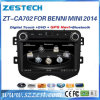 Car DVD GPS for Changan Benni Mini GPS Navi Radio Bt 3G