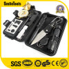 11-in-1 Multi Professional Tools Outdoor Gear Kit for Traveling/Hiking/Biking/Climbing/Hunting