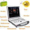 Cheap Medical Portable 4D Laptop Color Doppler Ultrasound Equipment