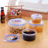 Reusable Plastic Food Storage Container Sets PP Container