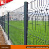 Dark Green Color Triangle Bending Welded Wire Mesh Fence