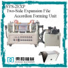 Two-Side Expansion File Accordion Forming Unit (SYS-2EXP)