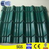Green Colered Environmental Steel Roof Tiles