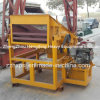 Small Vibrating Screen with Diesel Engine