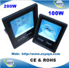 Yaye 18 Hot Sell Ce/RoHS Approval 100W 120W 160W 200W COB LED Flood Light/LED Floodlight/LED Tunnel Light with 3/5 Years Warranty
