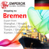 Sea Freight Shipping From China to Bremen, Germany