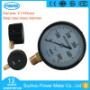 OEM 4 Inch 100mm 500 Mbar Low Pressure Gauge