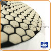 "7""/180mm Dry Use Abrasive Tools Diamond Resin Polishing Pad for Marble & Granite"