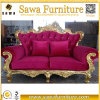 Hotel Furniture Queen King Throne Wedding Chair Wedding Sofa for Sale