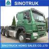 China Sinotruk HOWO Diesel 10 Tires Trailer Truck Head