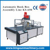 Automatic Book Box Assembly Line