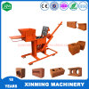 Qmr2-40 Clay Brick Machinery Soil Earth Interlocking Lego Brick Making Machine with Ce Certificate